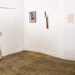 Installation View #2, Karl-Craft at Helper, Summer 2014