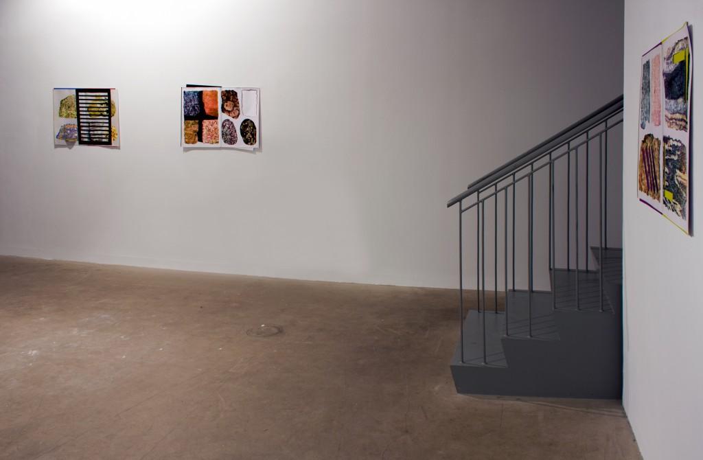 Untitled (stones), #1, #2 & #3 (2013)