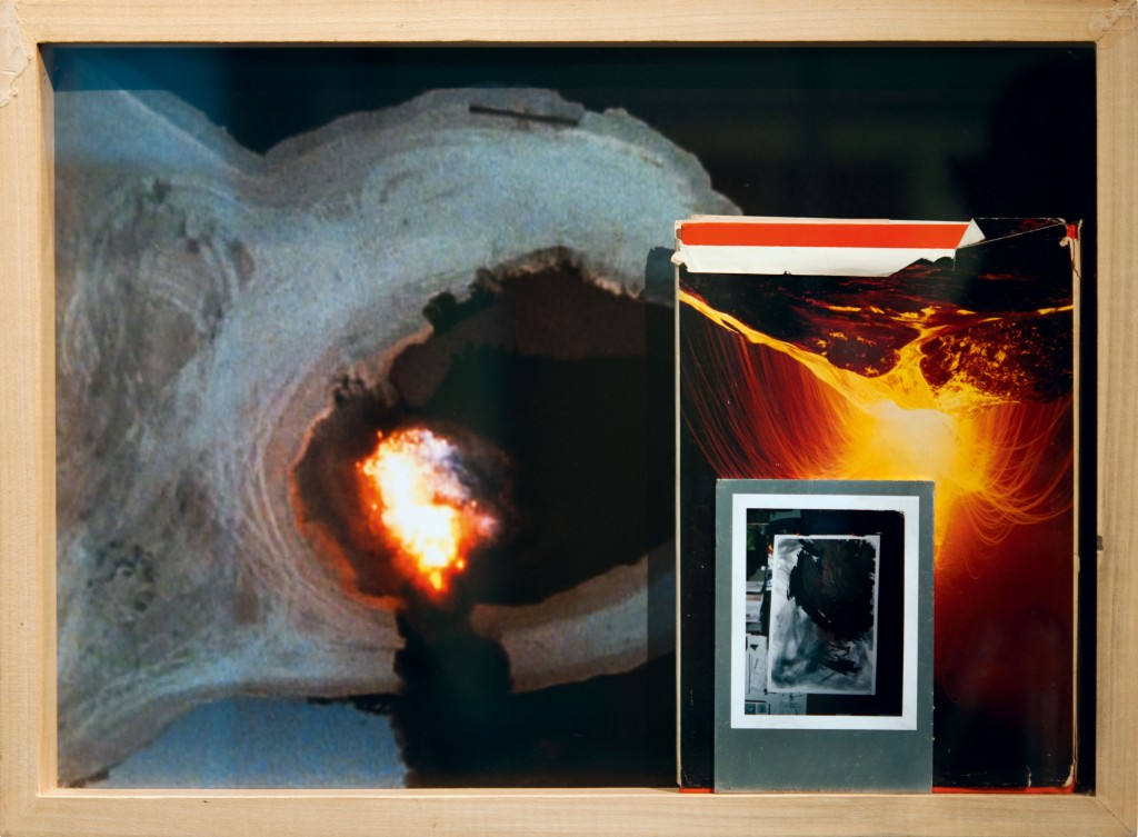 Upside Down Volcano in New York City, Michael Stickrod, 2012