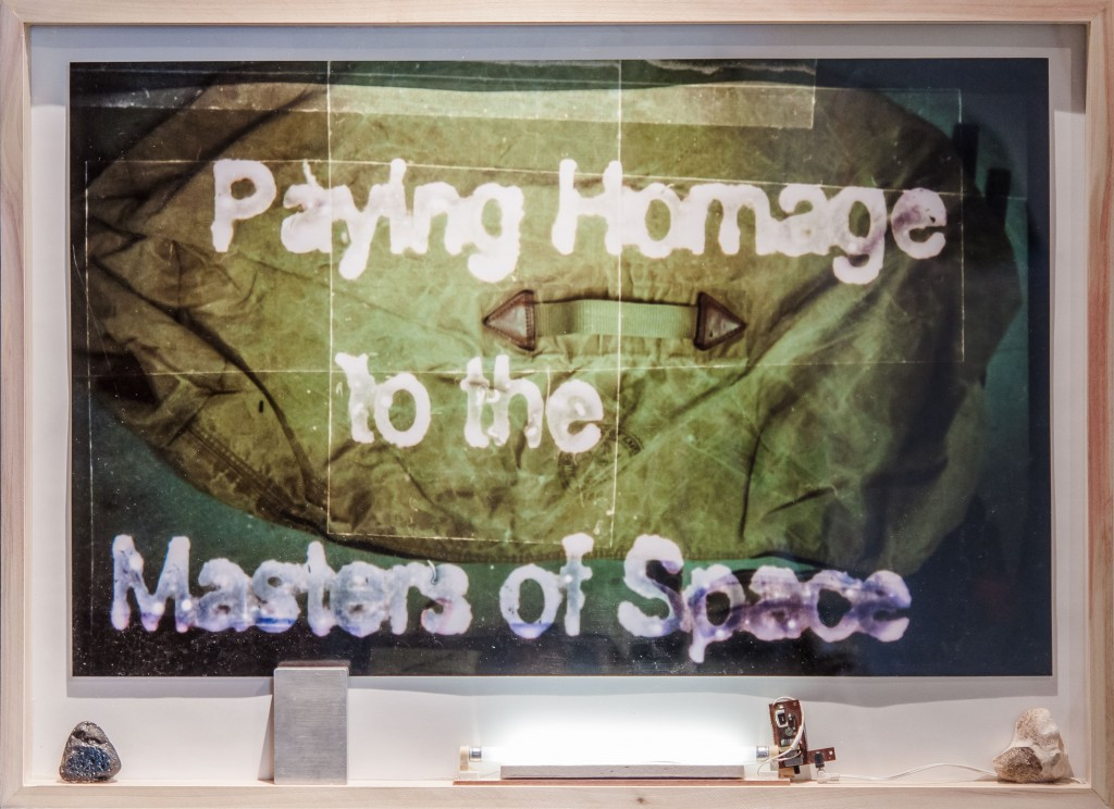 Paying Homage to the Masters of Space (2012)